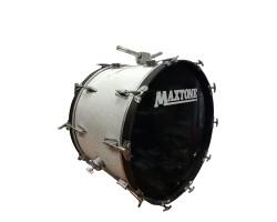 [4497] Барабан Бас Бочка 23 Дюйма\57см White Style