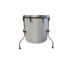 [4498] Барабан Том Напольный 16 Дюймов\40,5 см White Style