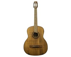 (4550) Гитара После Полной Реставрации Мастером