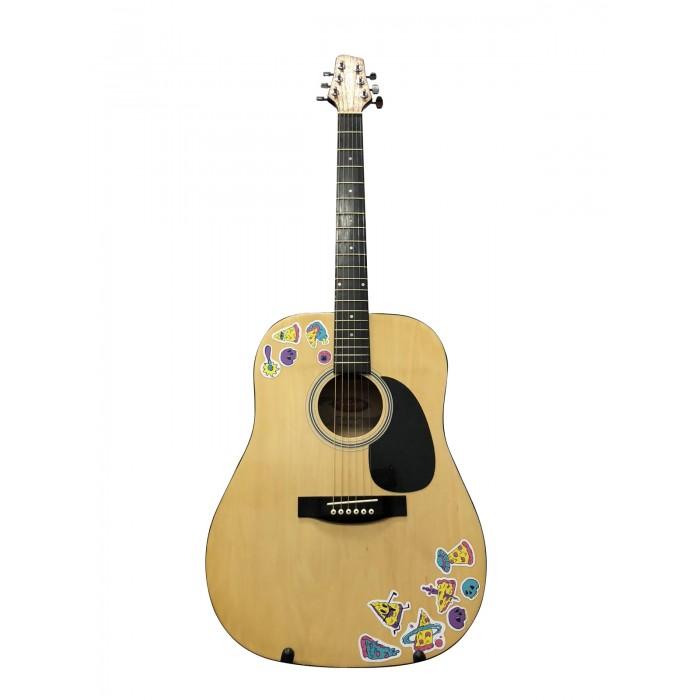 (4826) Гитара Акустическая Stagg Супер Звучание