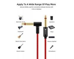 Отличный инструментальный кабель (5м)