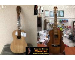 Реставрация Гитары 34