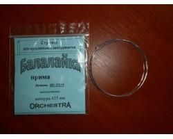Идеальные Металлические струны для Балалайки Прима 3-х струнная